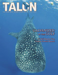 Andy Murch Talon Magazine Cover